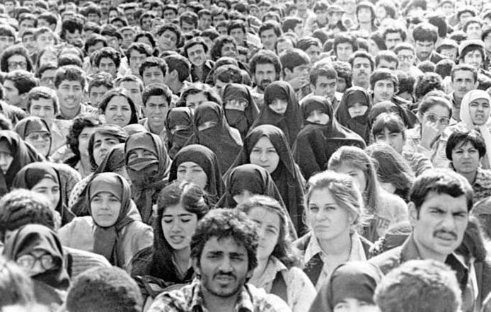 An der Revolution waren alle gesellschaftlichen Schichten beteiligt