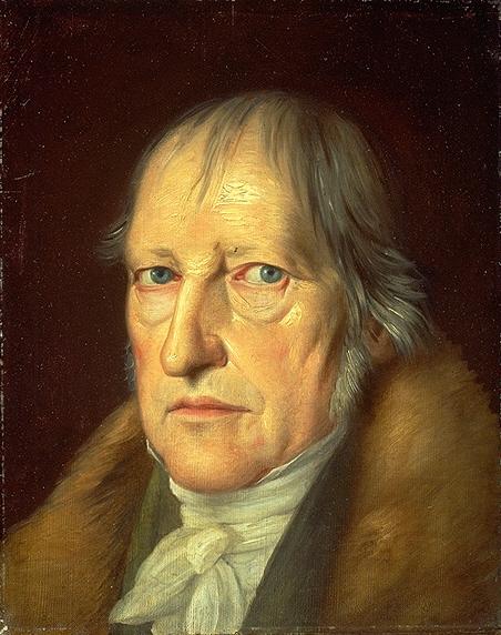 Friedrich Hegel suchte den Ursprung der Regierung im altiranischen Reich