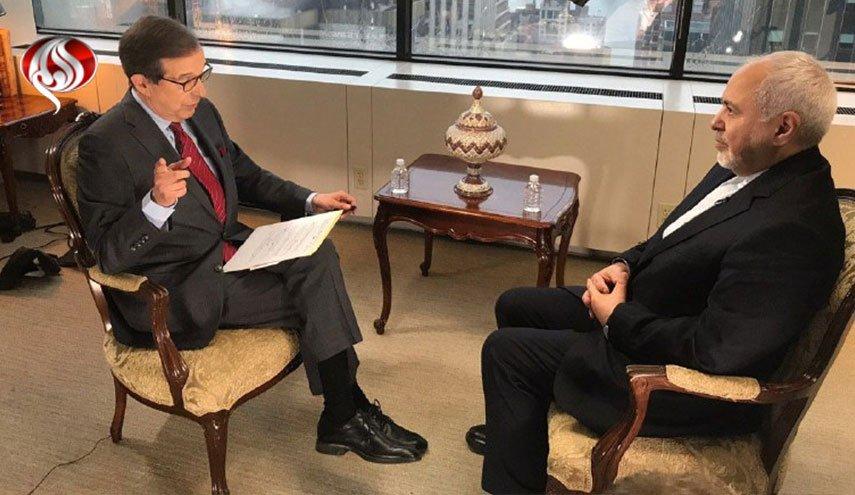 Irans Außenminister M. Javad Zarif im Interview mit dem Fernsehsender VOX, dem Lieblingskanal Trumps!