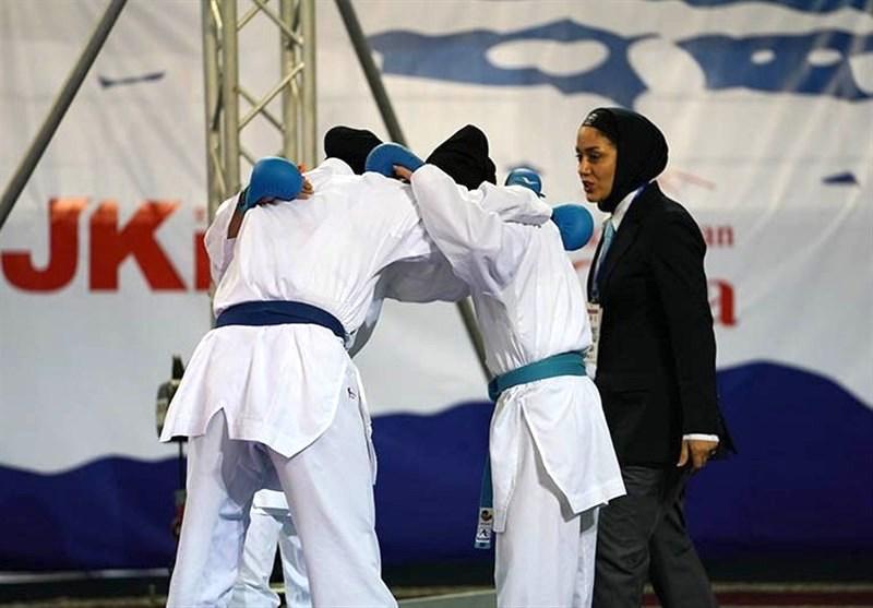 ASIENS VIZEMEISTER Bei den Karate-Asienmeisterschaften der Frauen und Männer in Usbekistan hat der Iran mit fünf Gold-, zwei Silber- und vier Bronzemedaillen den zweiten Platz belegt. Asienmeister ist Japan. Usbekistan wurde Dritte. Im iranischen Team glänzten insbesondere die Frauen. Sie gewannen drei Gold-, zwei Silber- und eine Bronzemedaille.