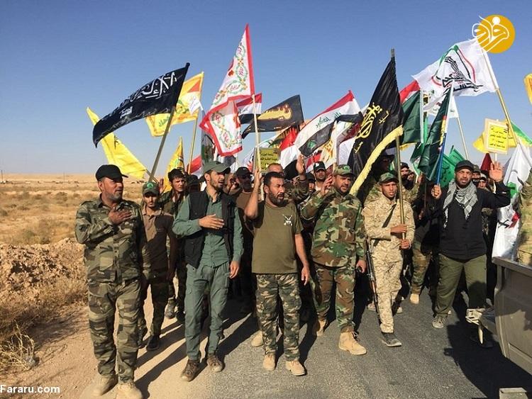 Die schiitischen Milizen Haschd Al Schaabi, bereit zum Angriff gegen amerikanische Ziele im Irak!