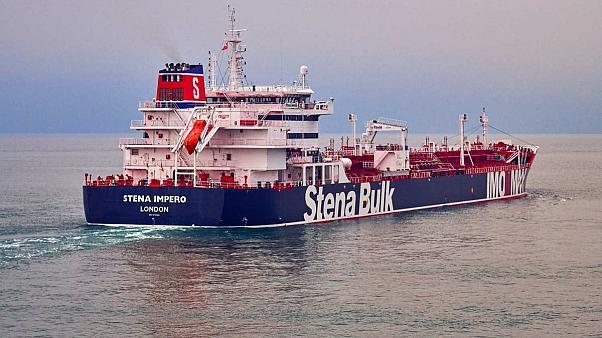 Irans Revolutionsgarden haben als Reaktion das britische Handelsschiff Stena Impero in der Straße von Hormuz beschlagnahmt.
