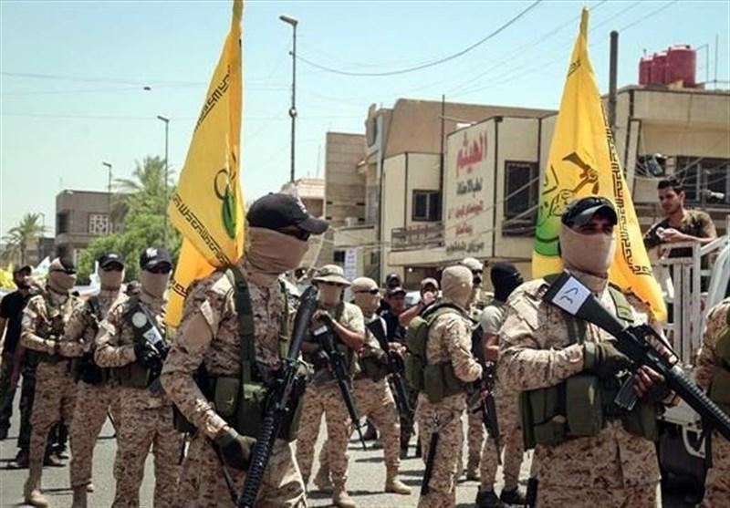 Die vom Iran unterstützten Miliz Al-Haschd asch-Scha'bi im Irak haben im Kampf gegen den IS an Bedeutung gewonnen