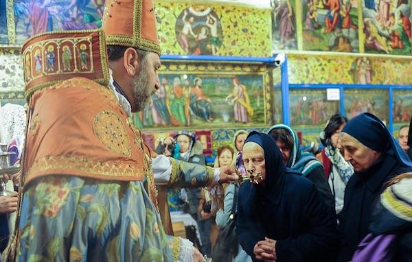 Vank-Kathedrale in Isfahan ist eine der schönsten Kirchen des Iran