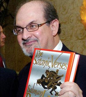 Der Mord-Fatwa von Ayatllah Chomeini gegen den brititschen Autor Salman Rushdi ist nach 25 Jahren immer noch gültig!