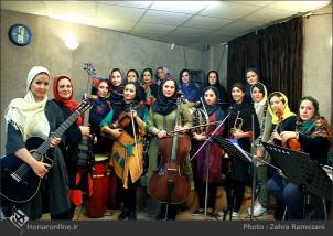 Die Band Setareh Ghotbi darf wieder auftreten, allerdings nur vor weiblichem Publikum!