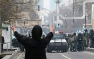 """Die """"Grüne Bewegung"""" nach den Wahlen von 2009 wurde von den Sicherheitsorganen niedergeschlagen - Foto: greensleader.wordpress.com"""