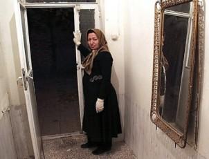 Mohammadi-Ashtiani in ihrem Haus in der iranischen Stadt Tabriz.