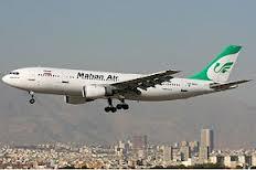 16 iranische Airlines von dem Embargo betroffen