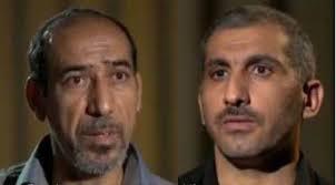 Die Hinrichtung von arabischstämmigen politischen Aktivisten Ali Chebieshat (li.) und Sayed Khaled Mousawi zwischen März und April wurde Wochen lang geheim gehalten