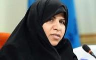 Ex-Gesundheitsministerin Marziyeh Vahid Dastjerdi wurde nach Kritik an Devisenpolitik der Regierung entlassen - Foto: khandeha.ir