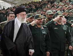 Die Revolutionsgarde genießt das Wohlwollen des Staatsoberhauptes Ali Khamenei