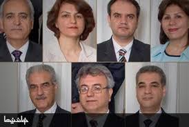 Sieben religiöse Führerinnen und Führer der Bahai sitzen seit 2008 in Haft