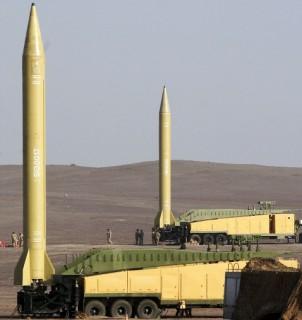 Der Westen sagt, der Iran soll keine angriffsfähigen Raketen haben und entwickeln!