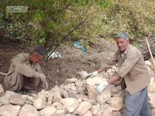 """""""Iranische Dörfer gleichen immer stärker Seniorenheimen""""."""