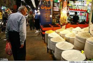 Grundnahrungsmittel der Iraner ist Reis.