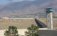 Rajai-Shahr- Gefängnis befindet sich in der Nähe der Stadt Karaj etwa 40 Kilometer entfernt von der iranischen Hauptstadt Teheran