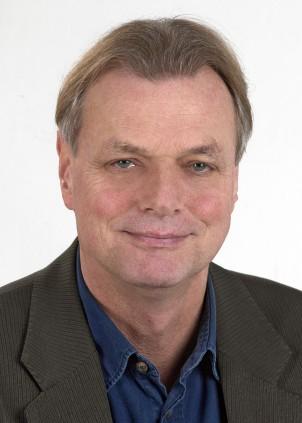 Dr. Frithjof Schmidt, der stellvertretende Fraktionsvorsitzende von Bündnis 90/ Die Grünen.