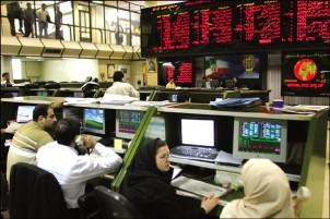 """""""Die Teheraner Börse ist gut für mächtige und reiche Leute, die mit Regierungsmitgliedern befreundet sind""""."""