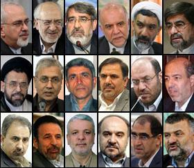 Alle Favoriten des neuen Präsidenten für Ministerämter sind Männer