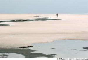 Urmia-See heute