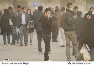 WHO: Ahvaz ist die am stärksten verschmutzte Stadt der Welt