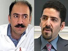 Arash (links) und Kamiar Alaie