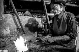 Früher wurden Kupferwaren im Basar produziert