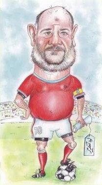 Karikatur von Mahmoud Shokrayeh.
