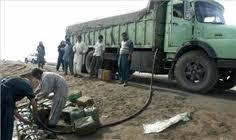 Derzeit kosten Drei Liter Diesel zum subventionierten Preisen etwa 450 Tuman – umgerechnet etwa 2 Eurocent