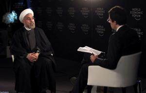 Hassan Rouhani im Gespräch mit RTS: Wir müssen Feindseligkeit in Freundschaft umwandeln!
