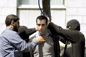 Iran ist nach China das Land mit den höchsten Hinrichtungen