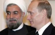 Rouhani und der russische Präsident Vladimir Putin - Foto: archive.baztab.net