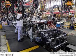 Iranische Autoindustrie hat ihre Produktion um 70 Prozent reduziert
