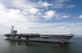 Die USA reagiert auf den Sieg der Islamisten im Irak mit der Positionierung eines Kriegsschiffes im Persischen Golf