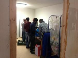 In Deutschland müssen manche Asylsuchenden Jahre lang in den Sammelunterkünften leben - Foto: akhbar-rooz.com