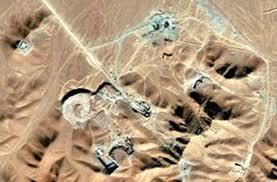 In der unterirdischen Urananreicherungsanlage in Fordu sind etwa 3.000 Zentrifugen neuerer Generation installiert