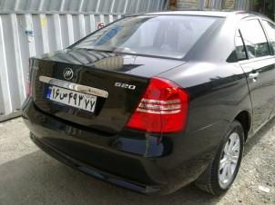 """""""Lifan 620"""", ein bei IranerInnen begehrtes Auto - Made in China"""