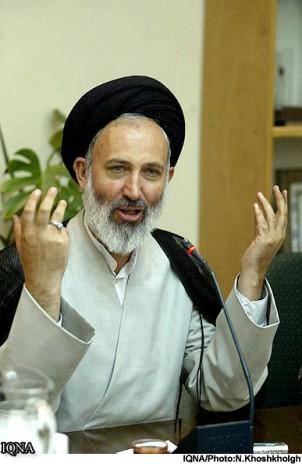 Mohammad Ali Ayazi - Foto: iqna.ir