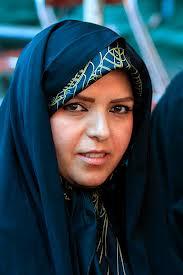 Naimeh Eshraghi - Foto: jamaran.ir.