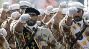 Die iranischen Al-Quds-Brigadendie sind nicht in der Lage, die territoriale Einheit des Irak zu halten