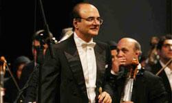 Manouchehr Sahbai hatte schon von 2007 bis 2010 das Teheraner Symphonieorchester geleitet