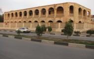 Saraye Ajam vor dem Abriss - Foto: khoozna.com