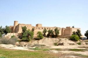 Die Burg von Shoosh