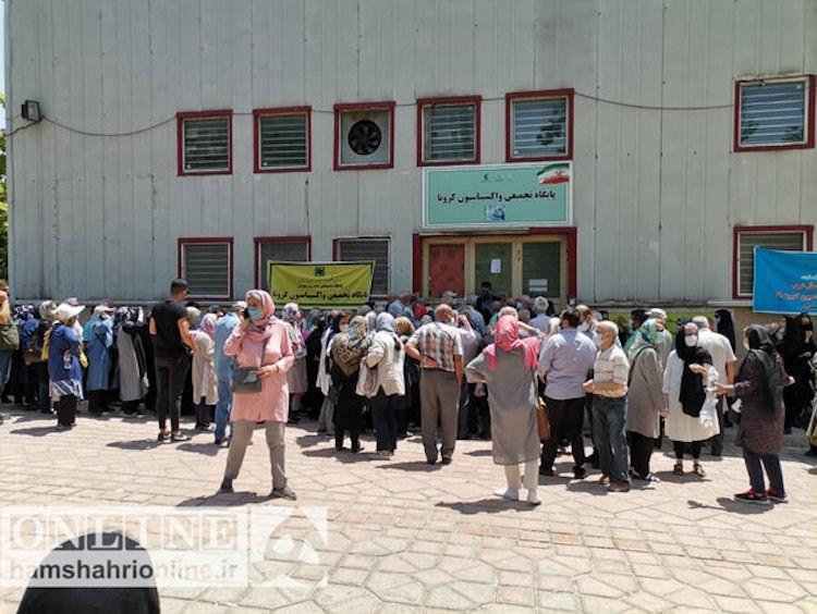 Covid19-Impfung im Iran