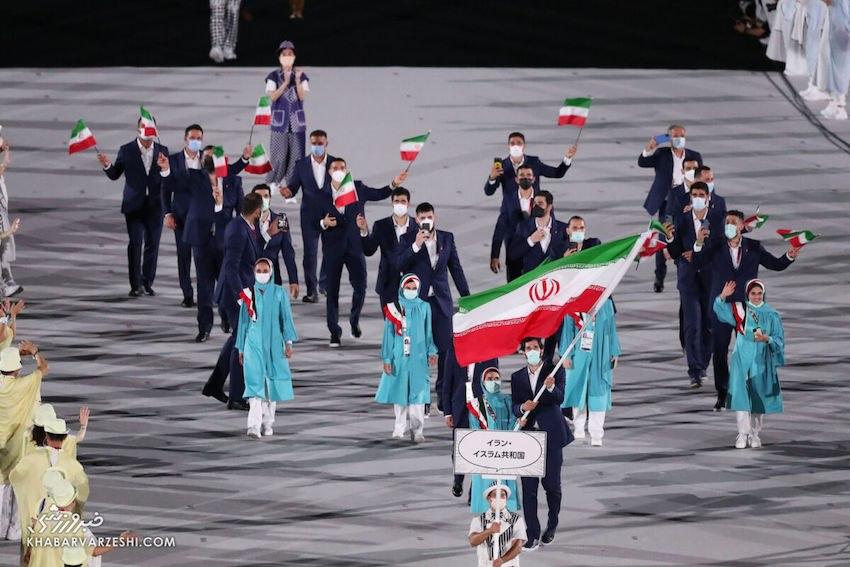 Iranische Medaillen-Bilanz in Tokio