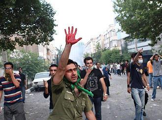 Demokratiebewegung in Iran leidet unter den Wirtschaftsanktionen