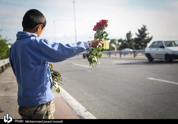 Von Kindern und Blumen – Straßenkinder im Iran