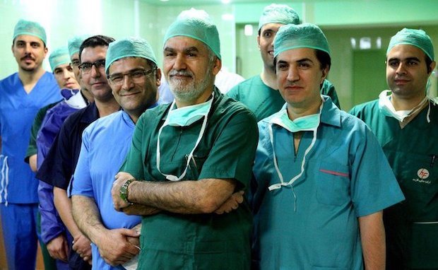 Iranische Mediziner