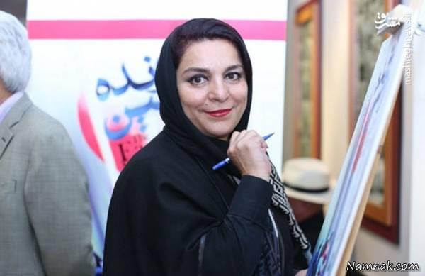 Iranische Regisseurin, Tahmineh Milani